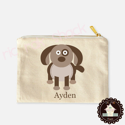 Canvas Pencil Bag Ayden