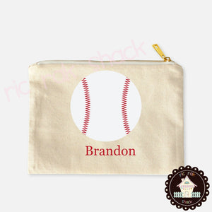 Canvas Pencil Bag Brandon
