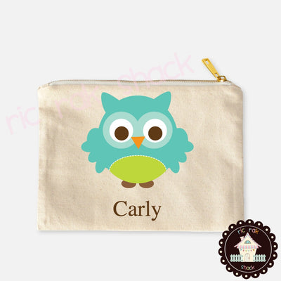 Canvas Pencil Bag Carly