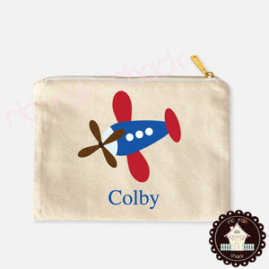 Canvas Pencil Bag Colby