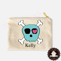 Canvas Pencil Bag Kelly