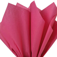Cerise Tissue Paper Gift Wrap