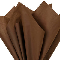 Chocolate Brown Tissue Paper Gift Wrap