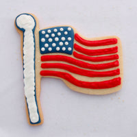 United States of America Flag Cookie