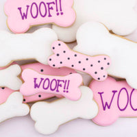 Dog Bone Sugar Cookies