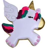 Unicorn Cookie for Birthday Party