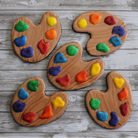 Cookies for Art Teacher