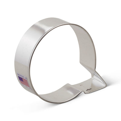 Letter Q Cookie Cutter