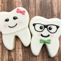 Cookie Gift for Dentist