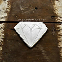 Diamond Jewel Cookie