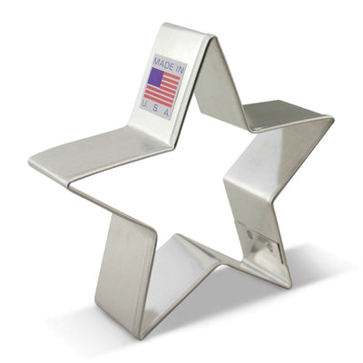 Small Christmas Star Cookie Cutter