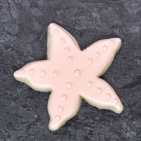 Pink Sugar Cookie Starfish