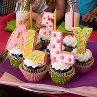 ALLY Sugar Cookie Cupcakes