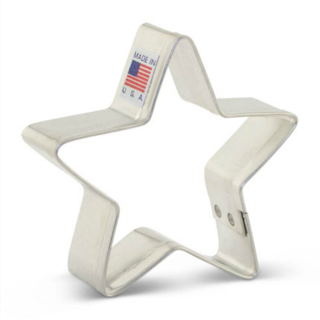 Mini Star Christmas Cookie Cutter