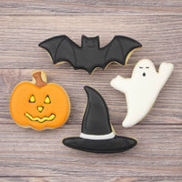 Halloween Sugar Cookie Treats