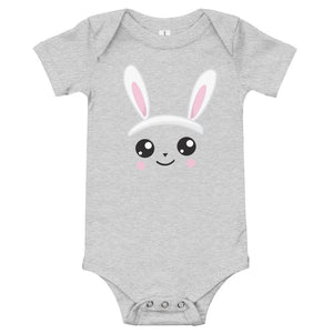 Baby's 1st Easter - Bunny T-Shirt - Baby's First Easter - Easter Bunny Baby Onesie