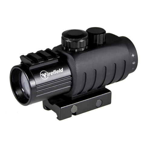 3x30 Burst Combat Sight with Lens converter