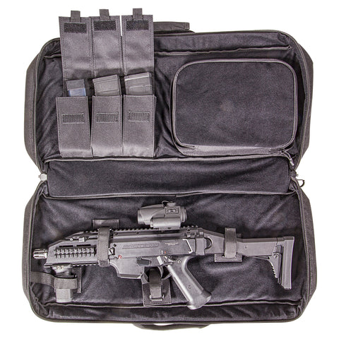 Carbon Series Covert/Breakdown Rifle Bag