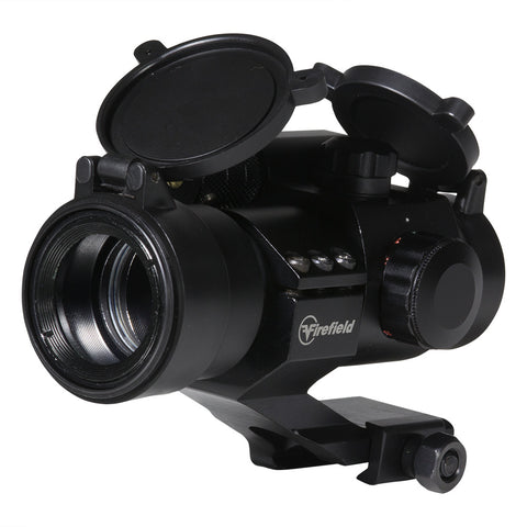 Close Combat 1x28 Dot Sight with Red Laser