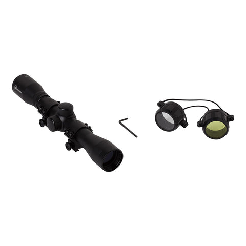 Tactical 4x32 Riflescope with Dove Tail Mount