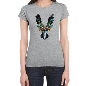 (F) Brow Wings Tee