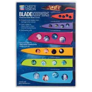 BladeKeepers Blade Covers for Cosmos Series Knife Set