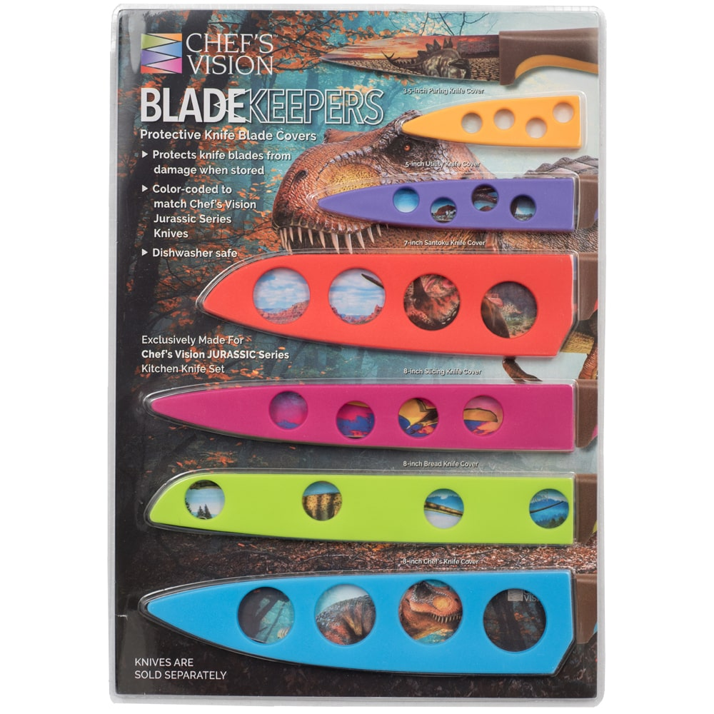 BladeKeepers Blade Covers for Jurassic Series Knife Set