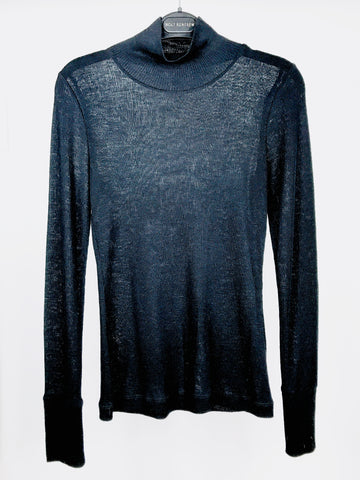 T Alexander Wang Light-Weight Turtleneck (M)