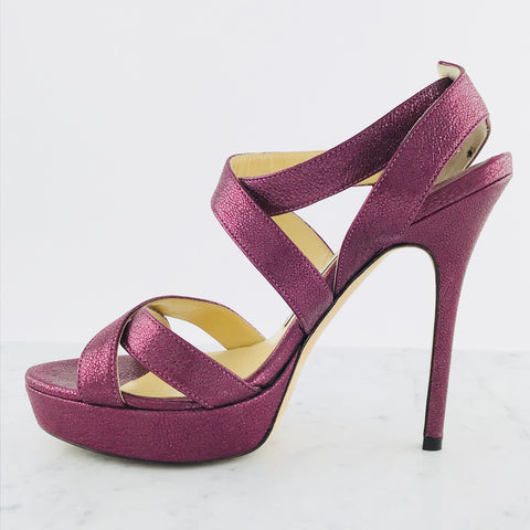 Jimmy Choo Platform Sandals (size 37.5)