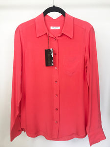 "Equipment ""Signature"" Silk Blouse 