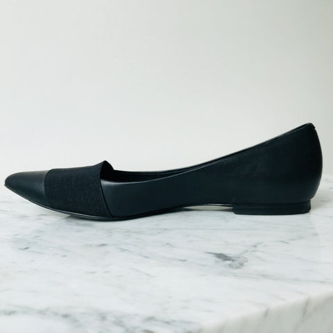 Phillip Lim Black Flats (39.5)