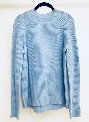 Vince Pale Blue Sweater (S, fits M)