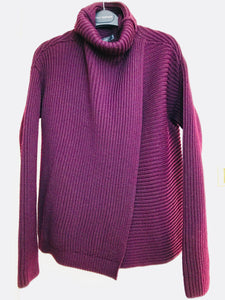 JOSEPH Asymmetrical Sweater (M)