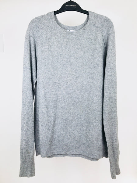 T Alexander Wang Grey Sweater (M, fits oversized)