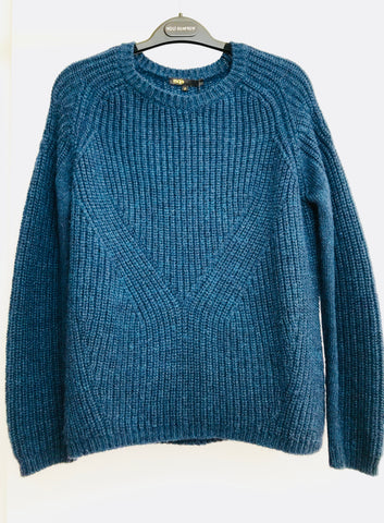 Maje Navy Sweater (2 / M)