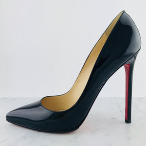 "Christian Louboutin ""Pigalle Follies"", 130mm (size 40 / fit 39)"