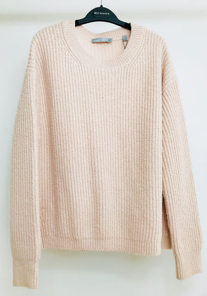 Vince Nude Sweater (M) / Brand Nude With Tags