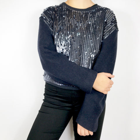 Phillip Lim Sequins Sweater (M)