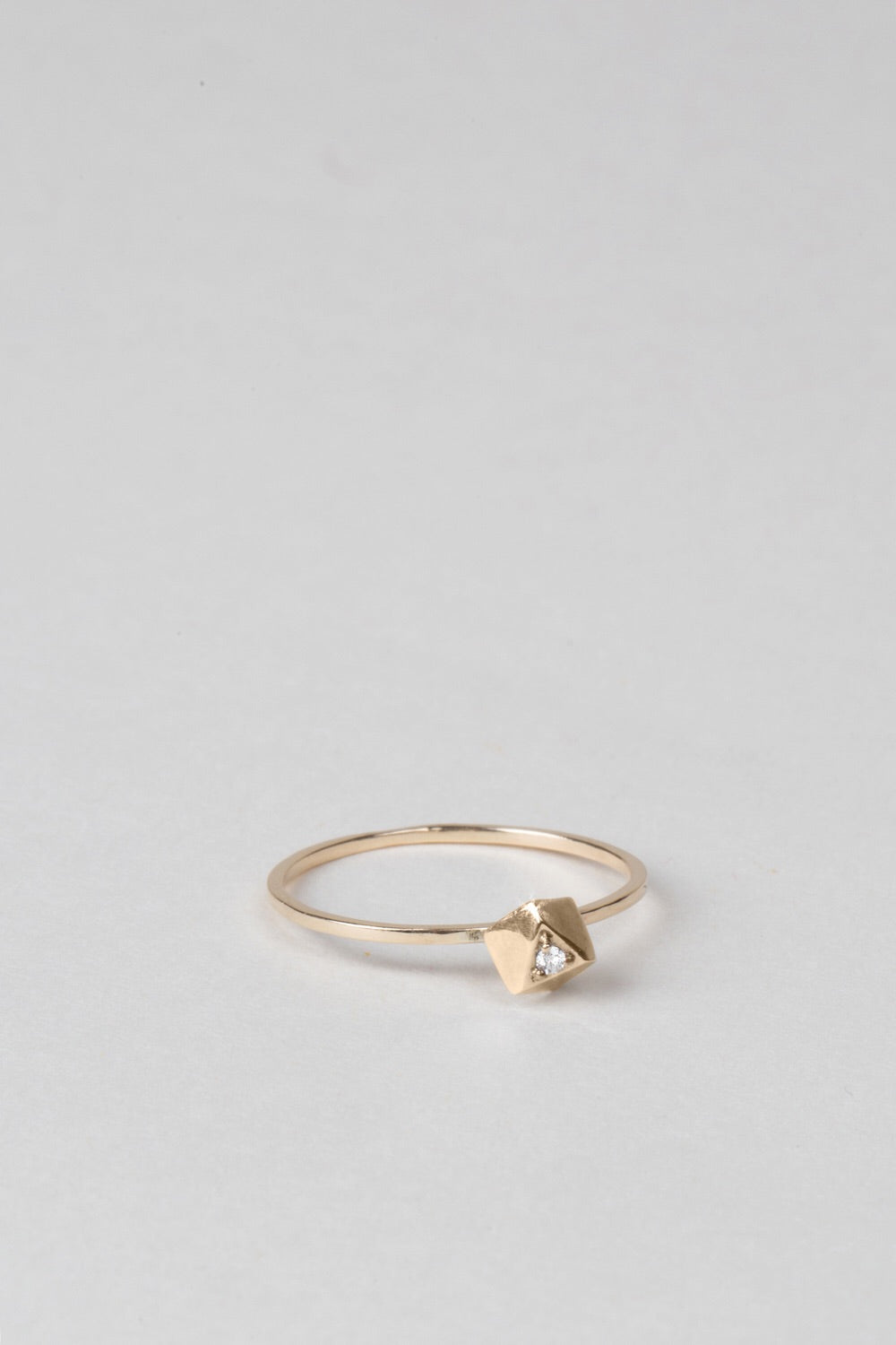 Planar Ring - Gourmet Gold