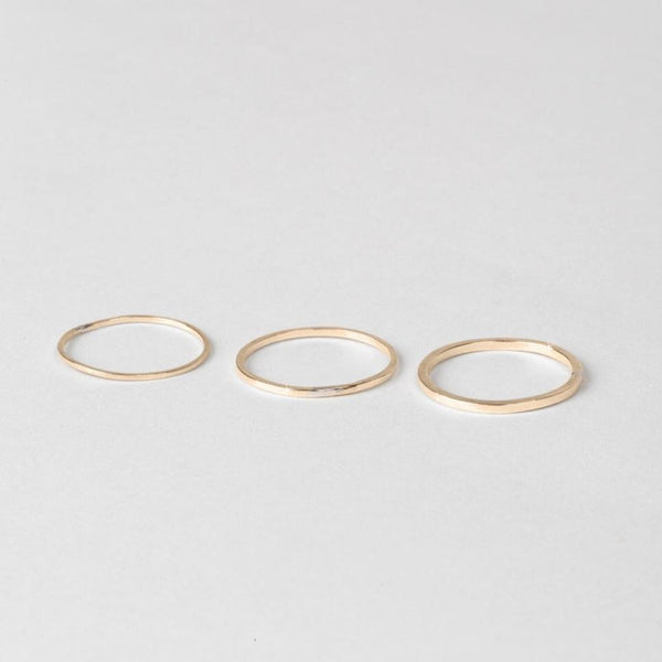 Linear Ring Set