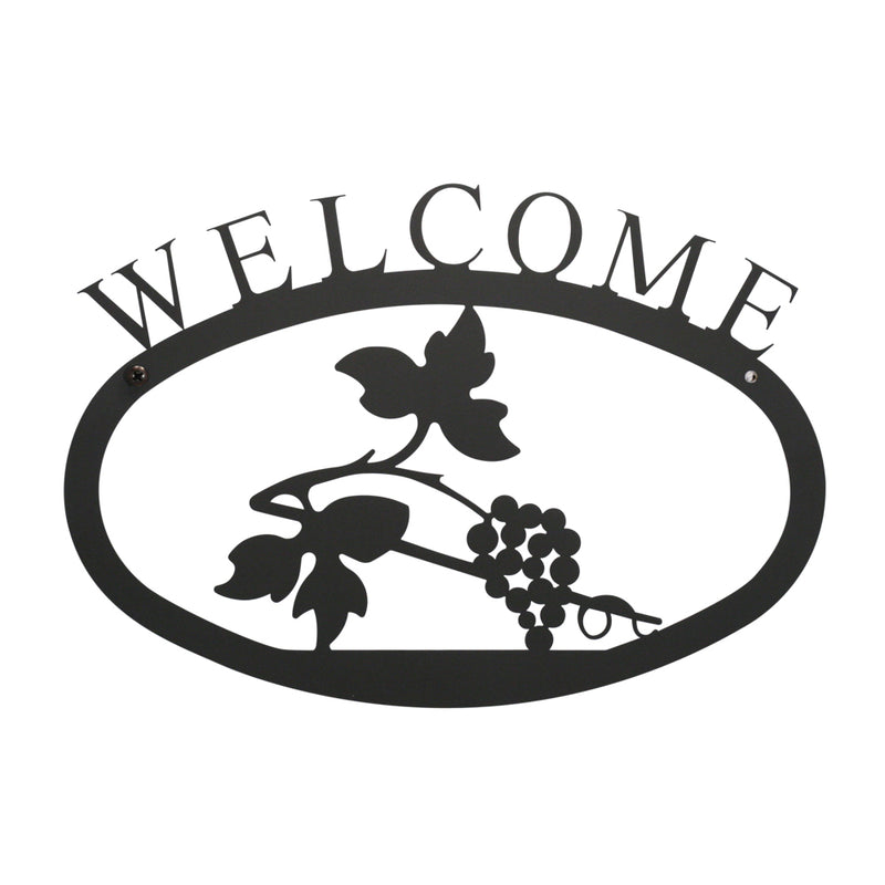Grapevine Welcome Sign