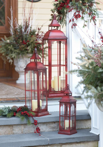 Decorative Candleholder Lanterns