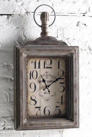 Large Wall Mount Clock