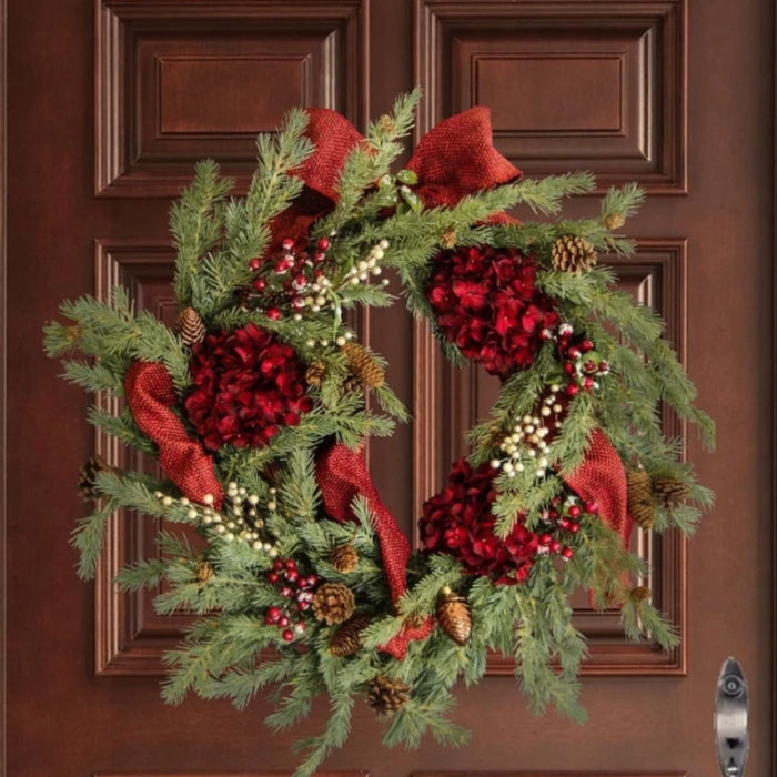 Grand Christmas Wreath