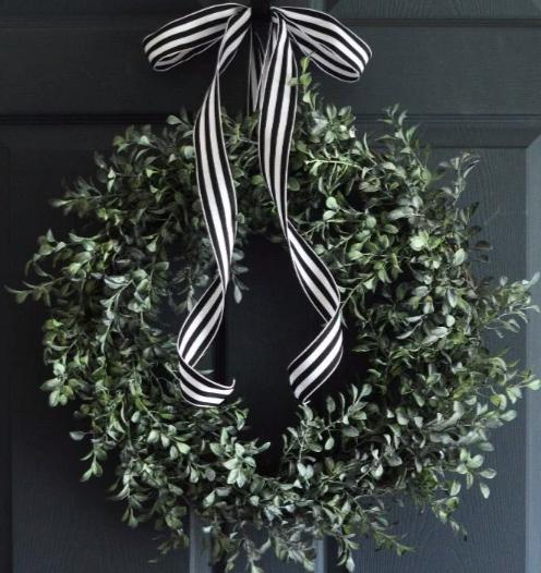 Everyday Front Door Wreath 21 in