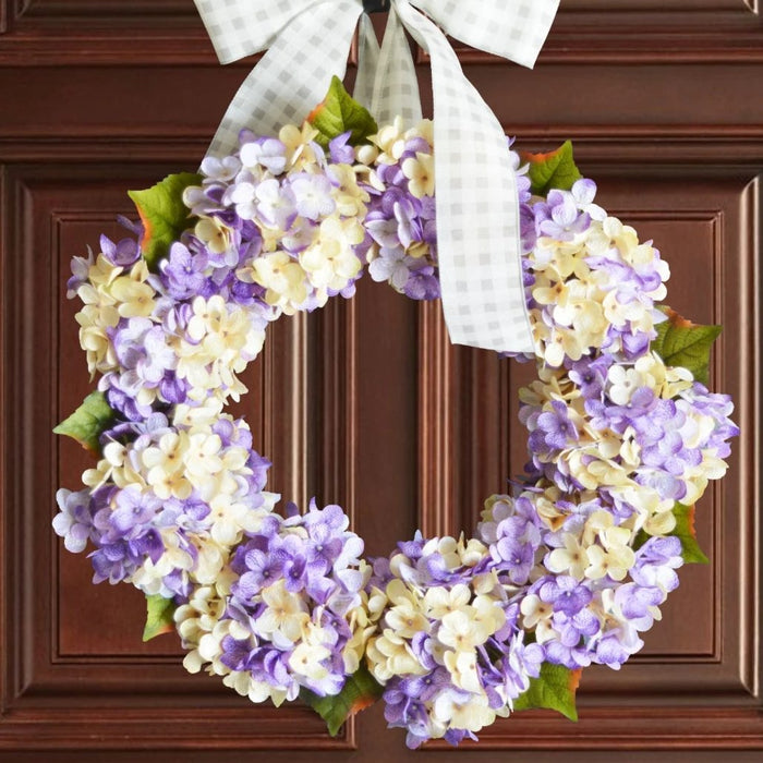 NEW Bright & Beautiful Spring Door Wreath
