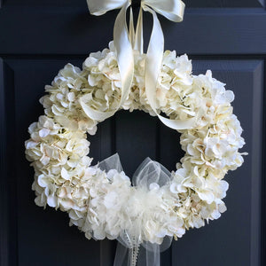 wedding wreath decoration