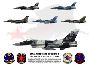18th AGGRESSOR SQUADRON