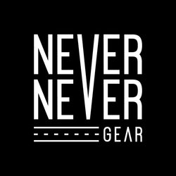 Never Never Gear - Logo