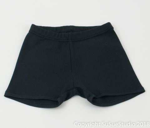 Everyday Bike Shorts in Black